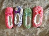أربعة لون أطفال شتاء أحذية