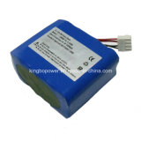 Litio-Ion Battery (4400mAh) di 14.4V 18650 Rechargeable