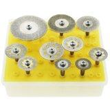 комплект колеса выключения дисков вырезывания диаманта 10PCS (GMH0011)