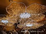 Décoration imperméable à l'eau de Noël de Holdiay de mur d'hôtel de lumière de rideau en DEL