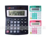 12 Middelgrote Grootte 12 van cijfers Calculator van de Desktop van de Macht van Cijfers de Dubbele (LC229A)