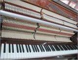 Instrumentos musicais de piano ereto do preto 121 de Schumann (E9)