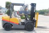 Dieselgabelstapler der Qualitäts-2ton mit 2stage 3m anhebender Höhe Fd20