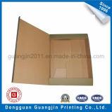 Коробка изготовленный на заказ новой бумаги конструкции Corrugated складная упаковывая