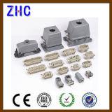 Cappuccio di corrente elettrica di serie di prezzi di fabbrica H10A & connettore resistente dell'alloggiamento