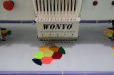 모자 t-셔츠 의복 편평한 자수 (WY906/1206C)를 위한 전산화된 6개의 헤드 자수 기계