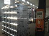 Piezas del transformador del radiador galvanizado