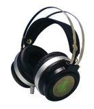 Nuevo receptor de cabeza desarrollado del juego del LED con el micrófono retractable