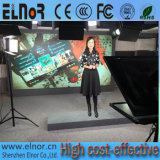Afficheur LED de publicité polychrome d'intérieur chaud de la vente HD P8