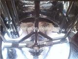 Réservoir de mélange de gel douche électrique de chauffage d'acier inoxydable