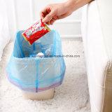生物分解性の漏出証拠のロールのプラスチックごみ袋