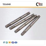 Вал кабеля точности CNC фабрики ISO подвергая механической обработке