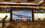 Affichage vidéo de haute résolution d'intérieur de P4 DEL pour la publicité