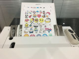 Coupeur automatique d'étiquette de Digitals avec le collant de papier de taille d'A3+