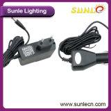 손잡이 (FAP2 SMD 20W)를 가진 재충전용 일 SMD 옥외 LED 플러드 빛