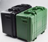 Plastic die Toolbox van het Geval van het Hulpmiddel van de groothandelaar Populaire Kleurrijke Waterdichte in China wordt gemaakt