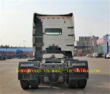 HOWO T7hの頑丈なトラック、トラクターのトラック