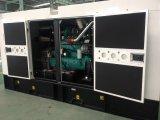 Generador diesel silencioso del precio de fábrica 125kVA/100kw Cummins (6BTAA5.9-G2) (GDC125*S)