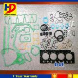 para da gaxeta cheia da revisão do motor Diesel o jogo ajustado D4e