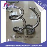 Brot-Verbrauch-Spirale-Fußboden-örtlich festgelegte Filterglocke 25 50 Kilogramm-Brot-Gebäck-Mehl-Mischmaschine