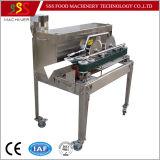 Le guindineau de machine de découpage de poissons de machine de découpage des filets de poissons de la CE ceint d'un bandeau le constructeur de machine