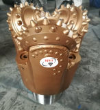 泥モーター、のみの歯のTriconeビットを搭載するTricone石のローラー・ビット