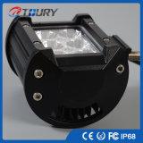 랜드로버를 위한 18W LED 보조 모는 빛