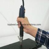 Máquina automática manual do travamento de parafuso da fonte de Topbest/auto máquina Handheld flexível do travamento de parafuso com auto alimentador
