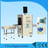 Fabrication de scanner de bagages de rayon X du scanner 6040 de rayon X pour la solution de garantie de vérification de garantie