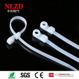 Attache de câble de tête de montage en plastique de haute qualité avec longueur 4 6 8 14 pouces