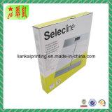 Rectángulo de papel acanalado impreso para el empaquetado de la escala