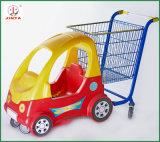 Chariot à jouet de gosses, chariot automatique de chariot à achats (JT-E18)