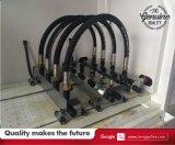 Hochdruckdraht-umsponnener hydraulischer Gummischlauch-umsponnener Kraftstoffschlauch