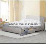Мебель гостиницы дома спальни кровати ферзя ящика ткани Morden