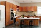 De houten (aangepaste) Kast van de Keuken van de Melamine