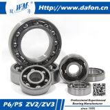 Roulement à billes de cannelure profonde en céramique d'acier au chrome (6302-2RZ)