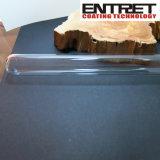 Cuarzo: Tubos transparentes de vidrio de cuarzo para fuentes de luz y instrumentos de vacío
