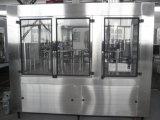 Líquido automático da máquina de enchimento para a máquina de etiquetas das latas do saco dos frascos