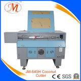 彫版および切断(JM-640-CC1)のための専門のココナッツレーザー機械