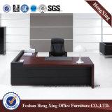 forces de défense principale de luxe L bureau de forme (HX-G0301) de meubles de bureau de 2.4m