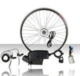 36V 250W schwanzlose übersetzte Naben-Bewegungselektrische Fahrrad Convension Installationssätze
