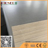MDF 18mm cru de 9mm 12mm 15mm/placa lisa do MDF