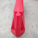 Barreira de segurança plástica rotatória do tráfego da estrada de New-jersey de 2 medidores