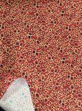 напечатанная 100polyester ткань кожи персика ткани краткости пляжа