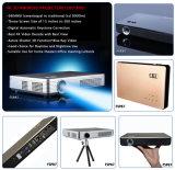 USB TFのカードLEDビデオWiFiプロジェクターDLP LED 3D 4k Fsp88 1280*800pプロジェクター