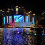 Écran visuel de haute résolution de location d'intérieur de l'Afficheur LED P6