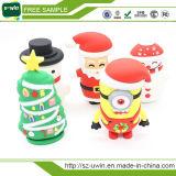 5200mAh Santa Claus Power Bank Chargeur USB Meilleur cadeau de Noël