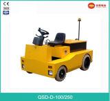 Fatto in trattore elettrico a 4 ruote di rimorchio di tonnellata 23kw 80V della Cina 25