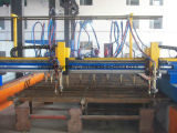 Hohe Leistungsfähigkeits-chinesischer Flamme-Scherblock des Bock-Typen für h-Träger