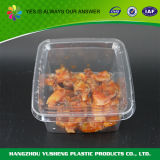 Freies Haustier-Plastiknahrungsmittelbehälter mit Kappe